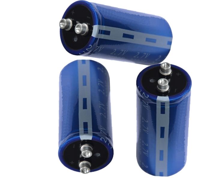 超级安防设备电容