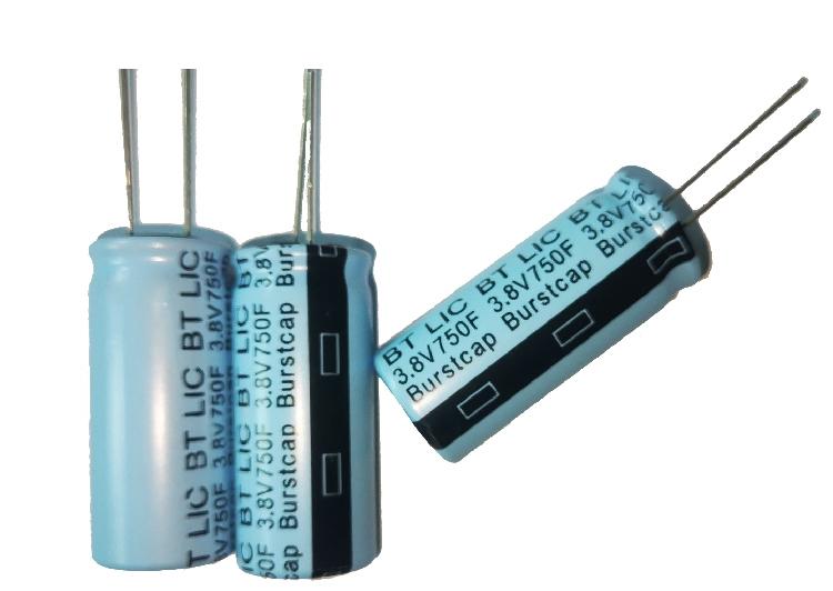超级电容器锂离子混合