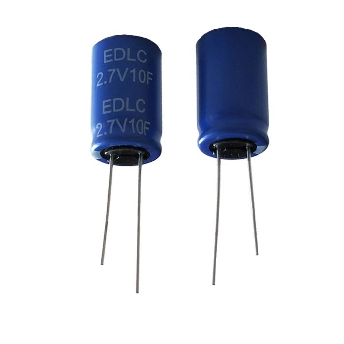双电层电容