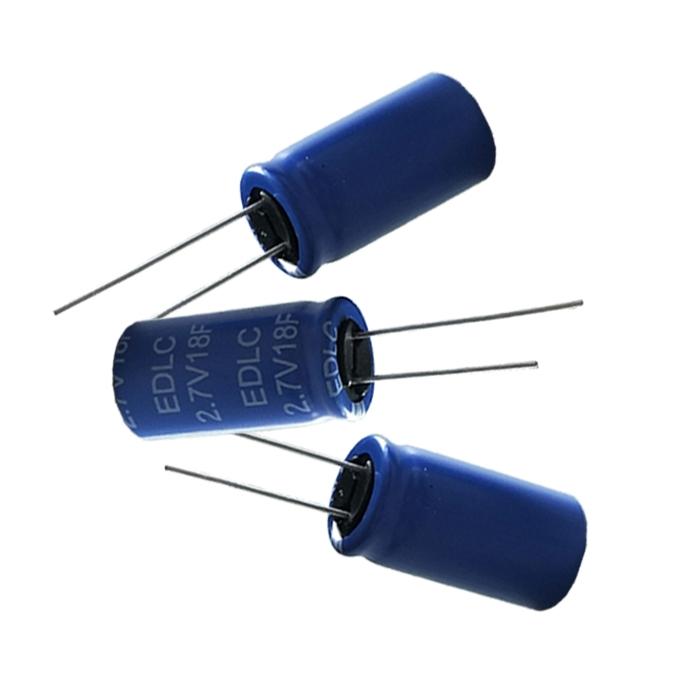 锂离子黄金电容器