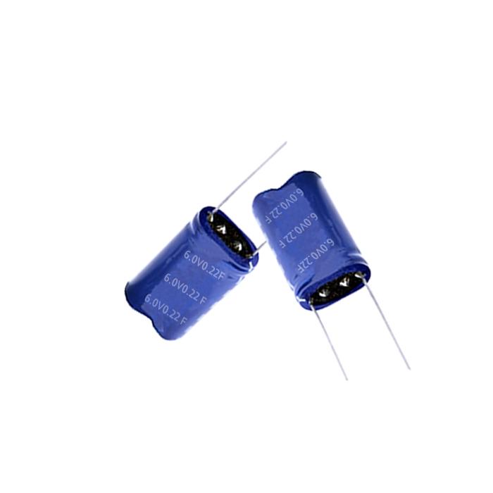 双层法拉电容串联