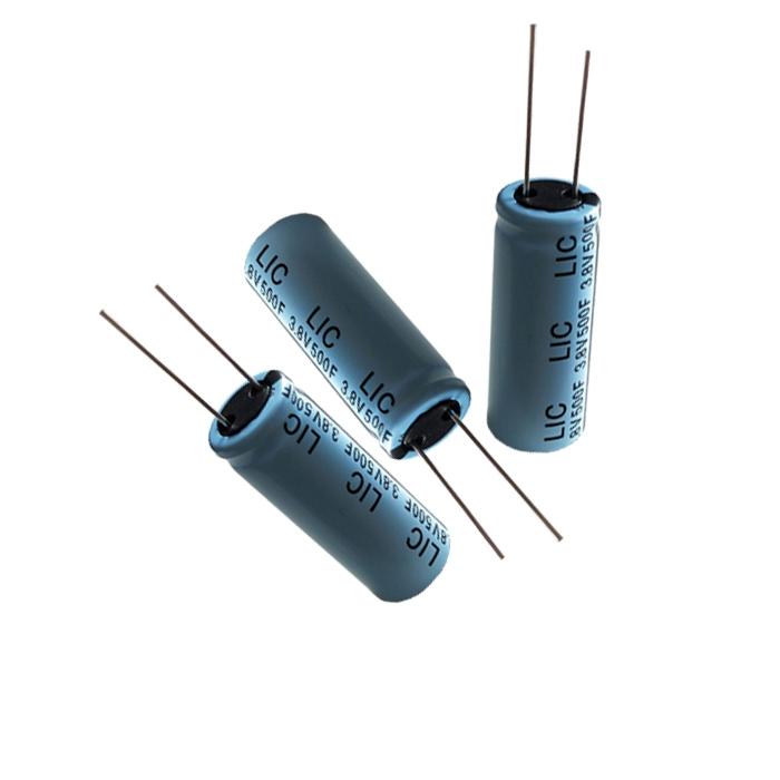 锂离子混合电容单体