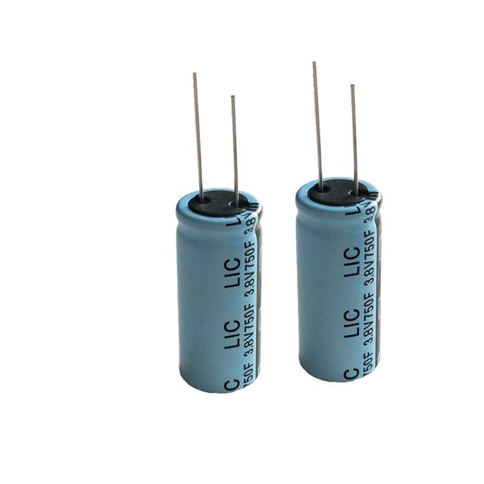 超级锂离子电容