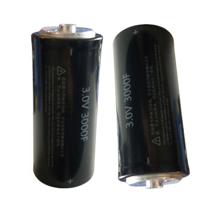 超级双电层电容