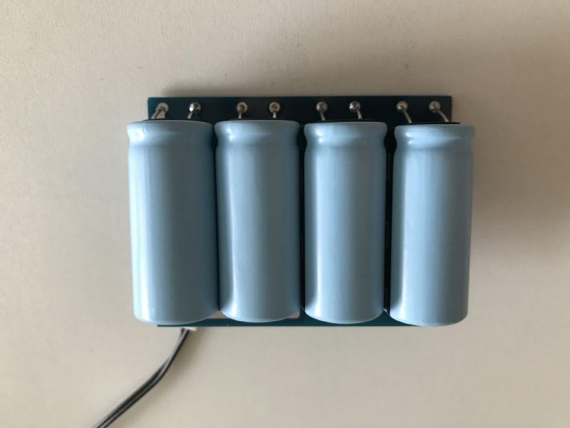 混合离子电容模组